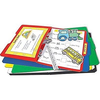 Teacher Created Resources® Stor-It File Folder, Yellow