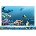 Teacher Created Resources® Pre School - 12th Grades Straight Bulletin Board Border Trim, Ocean Life