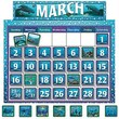 Teacher Created Resources® Classroom Calendar Bulletin Board, WyLand