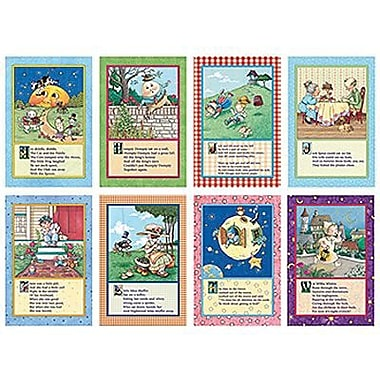 Teacher Created Resources® Bulletin Board Set, Mary Engelbreit Mother Goose Nursery Rhymes