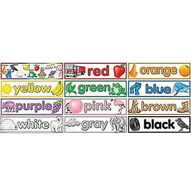Teacher Created Resources® Headliner, Colors