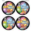 Teacher Created Resources® Happy Birthday Wear 'Em Badge
