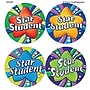 Teacher Created Resources® Star Student Wear 'Em Badge