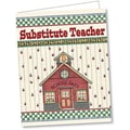 Teacher Created Resources® Debbie Mumm Substitute Teacher Pocket Folder