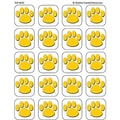 Teacher Created Resources® Stickers, Gold Paw Prints