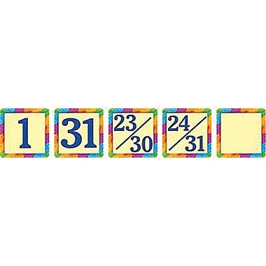Teacher Created Resources® Calendar Days Mini Pack, Rainbow