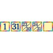Teacher Created Resources® Calendar Days Mini Pack, Rainbow