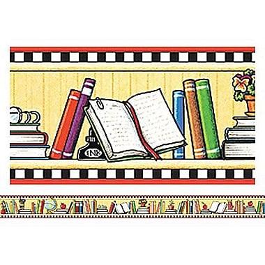 Teacher Created Resources® pre-school - 12th Grades Bulletin Board Border Trim, We Love Books