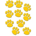 Teacher Created Resources® Toddler - 12th Grades Accents, Gold Paw Prints