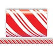 Teacher Created Resources® Pre School - 12th Grades Straight Bulletin Board Border Trim, Candy Cane