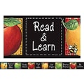 Teacher Created Resources® P-12th Grades Straight Bulletin Board Border Trim, Colorful Apples