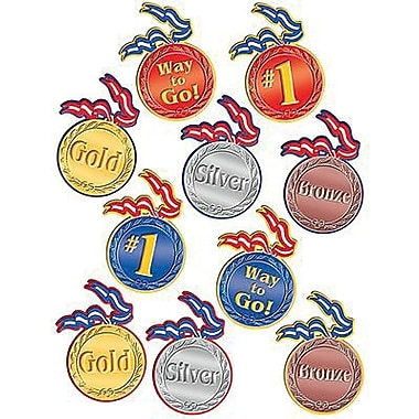 Teacher Created Resources® pre-school - 8th Grades Accents, Medals