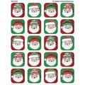 Teacher Created Resources® Stickers, Santa Trio