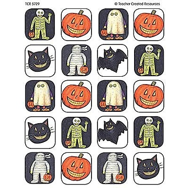 Teacher Created Resources® Stickers, Halloween