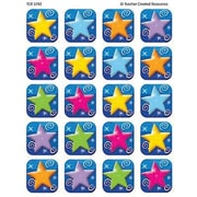 Teacher Created Resources® Stars Stickers, Colorful, 120/Pack