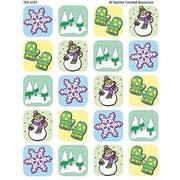 Teacher Created Resources® Stickers, Winter Season