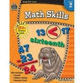 Teacher Created Resources® Ready -Set -Learn, Math Skills Book, Grades 2nd