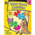 Teacher Created Resources® Ready -Set -Learn, 3rd Grades Activities Book