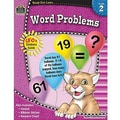 Teacher Created Resources® Ready-Set-Learn Series Word Problems Book, Grades 2nd