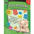 Teacher Created Resources® Ready-Set-Learn Series Word Problems Book, Grades 1st