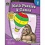 Teacher Created Resources® Ready -Set -Learn, Math Puzzles