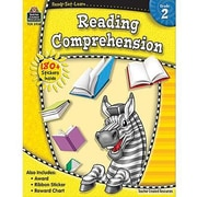 Teacher Created Resources® Ready Set Learn Reading Comprehension Book, Grades 2nd