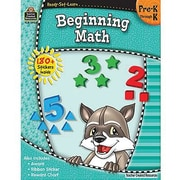 Teacher Created Resources® Ready -Set -Learn, Beginning Math Book