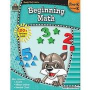 Teacher Created Resources® Ready -Set -Learn, Beginning Math Book
