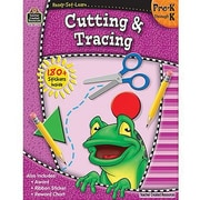 Teacher Created Resources® Ready -Set -Learn, Cutting and Tracing Book