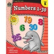 Teacher Created Resources® Ready - Set - Learn, Numbers 1 - 30 Book