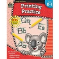 Teacher Created Resources® Ready -Set -Learn, Printing Practice Book