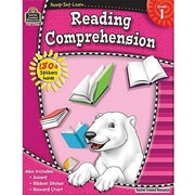 Teacher Created Resources® Ready Set Learn Reading Comprehension Book, Grades 1st