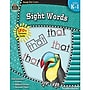 Teacher Created Resources Ready-Set-Learn Sight Word, Grades