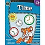 Teacher Created Resources Ready-Set-Learn Series Time Book,