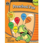 Teacher Created Resources® Ready - Set - Learn, Pre School Fun Book
