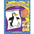 Teacher Created Resources® Start To Finish Dot-To-Dots Book, Grades Kindergarten - 1st