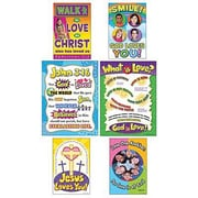 Teacher Created Resources® Bulletin Board Display Set, God Is Love