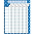 Teacher Created Resources® Polka Dots Incentive Chart, Blue
