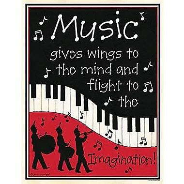 Teacher Created Resources® Gift of Music Chart
