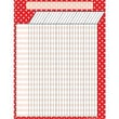 Teacher Created Resources® Polka Dots Incentive Chart, Red