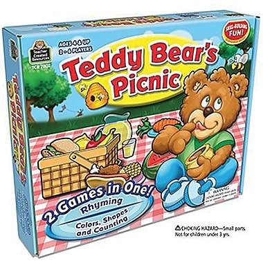 Teacher Created Resources® Teddy Bear's Picnic Game