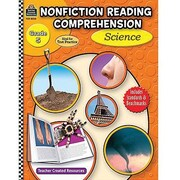 Teacher Created Resources® Nonfiction Reading Comprehension Science Book, Grades 5th