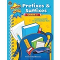Teacher Created Resources® Prefix and Suffix Book, Grades 3rd