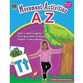 Teacher Created Resources® Movement Activities A To Z Book