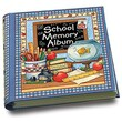 Teacher Created Resources® School Memory Album, Grades Kindergarten - 6th