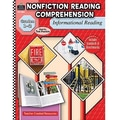 Teacher Created Resources® Nonfiction Reading Comprehension Informational Reading Book, Grades 1-2nd