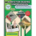 Teacher Created Resources® Nonfiction Reading Comprehension InFormational Reading Book, Grades 3rd
