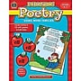 Teacher Created Resources® Using Word Families Phonics Poetry,