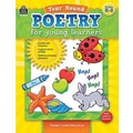 Teacher Created Resources® Year-Round Poetry For Young Learners, Grades Kindergarten - 2nd