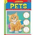 Teacher Created Resources® Learn To Draw Pets Book